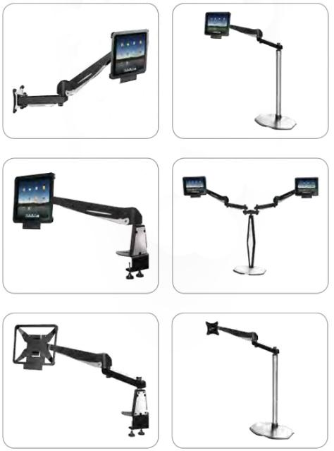 Uchwyt do iPada LC-IPM01 - Uchwyty do tabletów