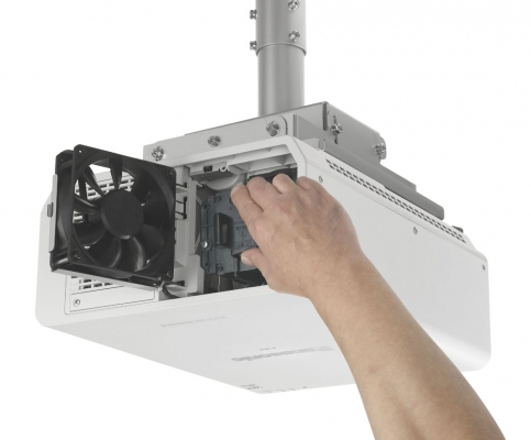Panasonic PT-DW530E - Projektory instalacyjne