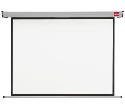 Ekran ręcznie rozwijany NOBO 240x181,3 - Ekrany manualne