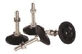 LC-RF1 - stopki gumowe do wózków LC-TR