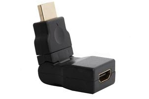 Adapter 270 stopni HDMI-HDMI
