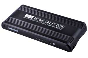LC-SP 1-4 Splitter HDMI