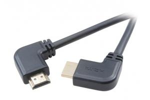 VIVANCO kabel kątowy HDMI: długość przewodu 3 m