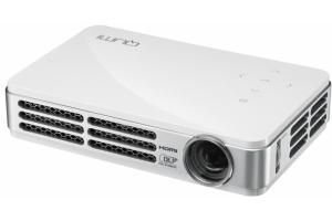 QUMI Q5 (biały, WXGA, 500 ANSI lm, 0.490 kg, 1.55:1, USB, WiFi o
