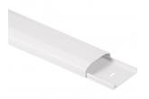 Listwa maskująca biała plastik 60x20x750 mm
