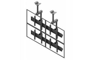 LCC2247-L - Uchwyt sufitowy w układzie 2x2 / 42