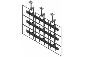 LCC3347-L - Uchwyt sufitowy do ściany wizyjnej 40