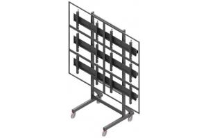 LCT2347-L - Uchwyt mobilny w układzie 2x3 / 42