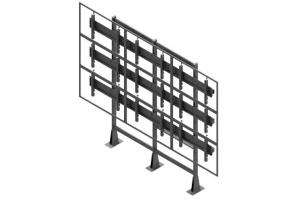 LCS3347-L - Uchwyt stacjonarny w układzie 3x3 / 42