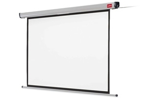 Ekran elektryczny NOBO - przekątna 200 cm