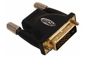 Przejściówka HDMI-DVI (żeńska-męska)
