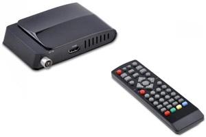 Tuner cyfrowy LC-DVB-T 1500 mini HD
